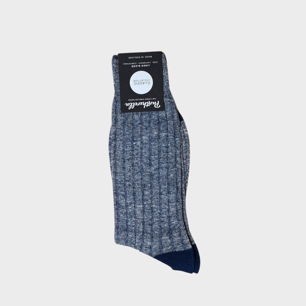 Hamada Cotton/Linen Men's Socks