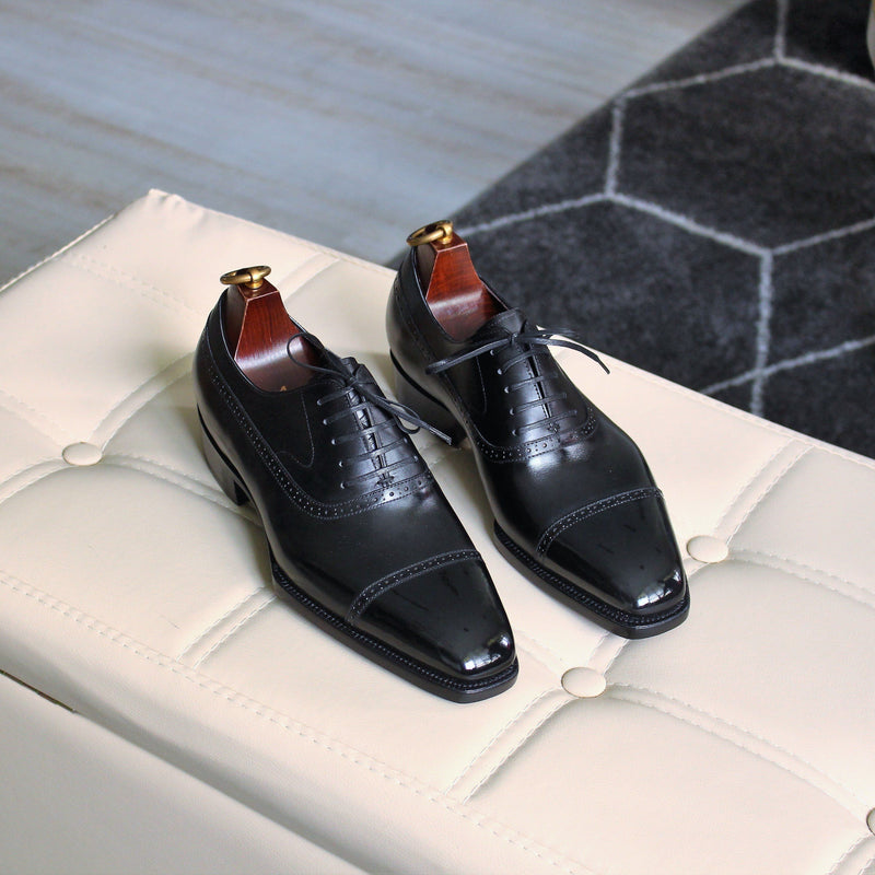 HILLCREST BLACK OXFORD