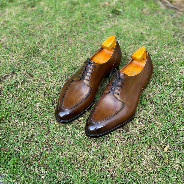 HOLLAND DERBY IN DARK OAK
