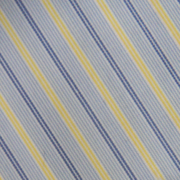 Thomas Mason Vintage Blue/Yellow Stripe