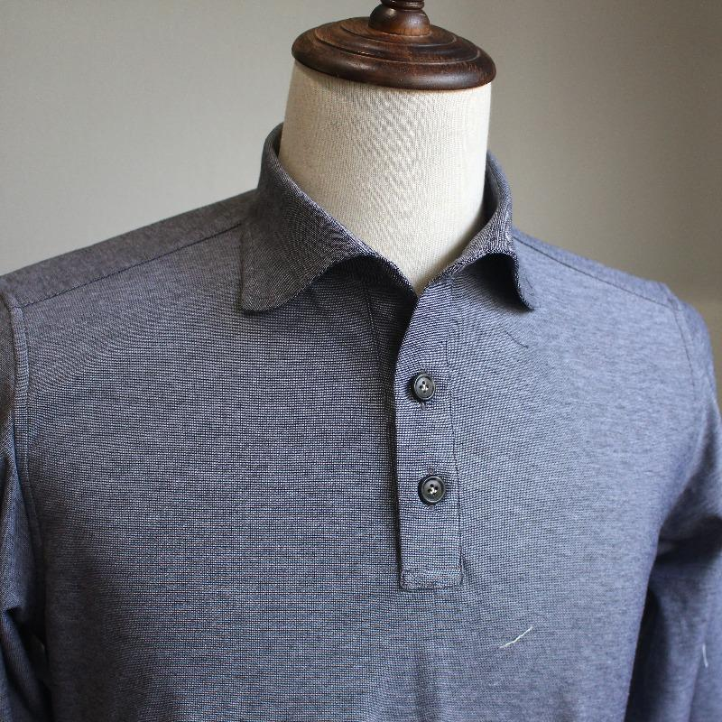 Modern Polo Shirt in S Collar