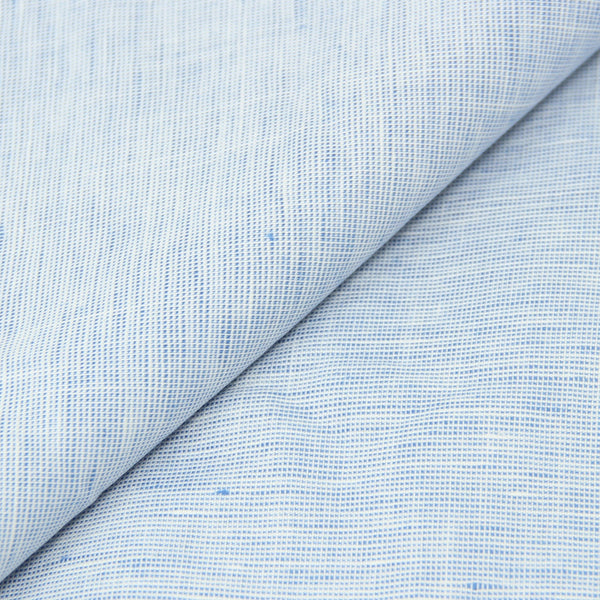 Ice Blue Chambray  (Made to Order)