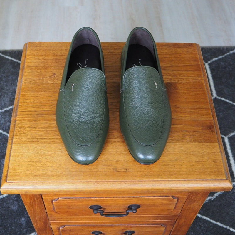 LINDEN LOAFER DEER LEATHER