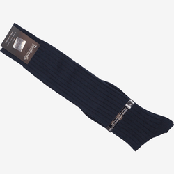 Pantherella - Pembrey Sea Island Cotton Socks (OTC) - Yeossal