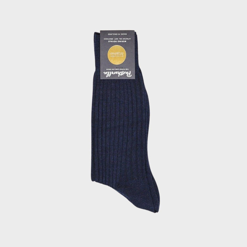 Rutherford Merino Royale Wool Men's Socks