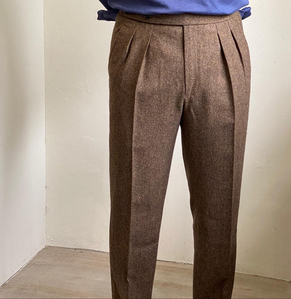 Abraham Moon & Sons Lambswool Trousers