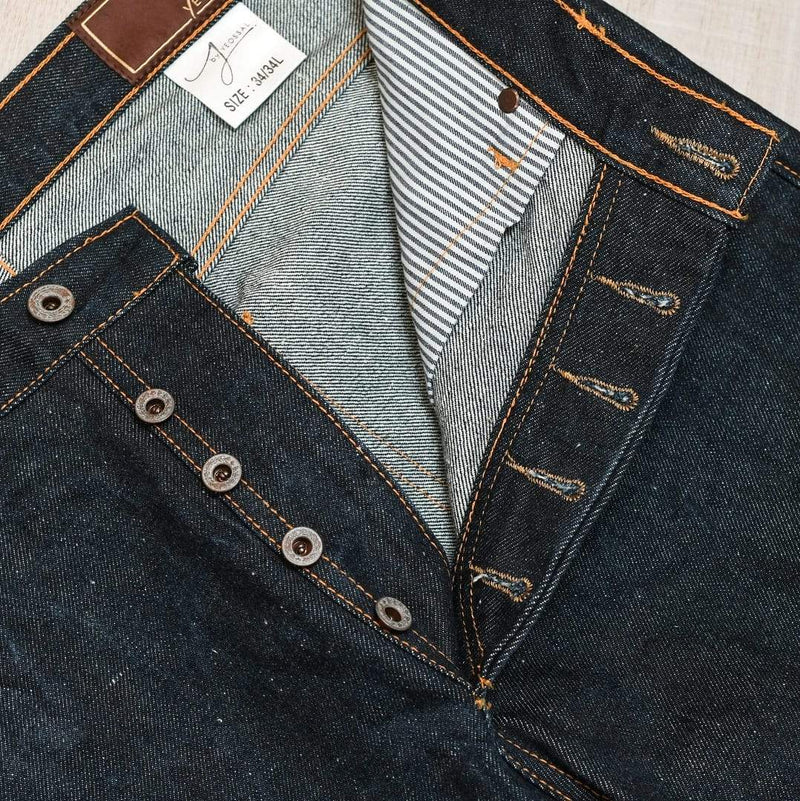 NEPPY DENIM ONE WASH