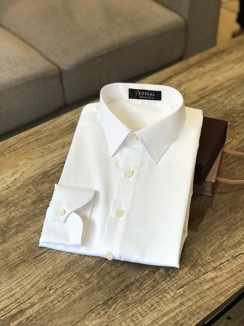 Tailored Shirt . Essentials Collection (Made to Order)