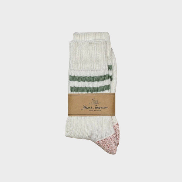 GOOD ORIGINALS | B75 Retro Socks Stripe
