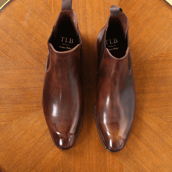 TLB Mallorca - CHELSEA in Old England Brown - Yeossal