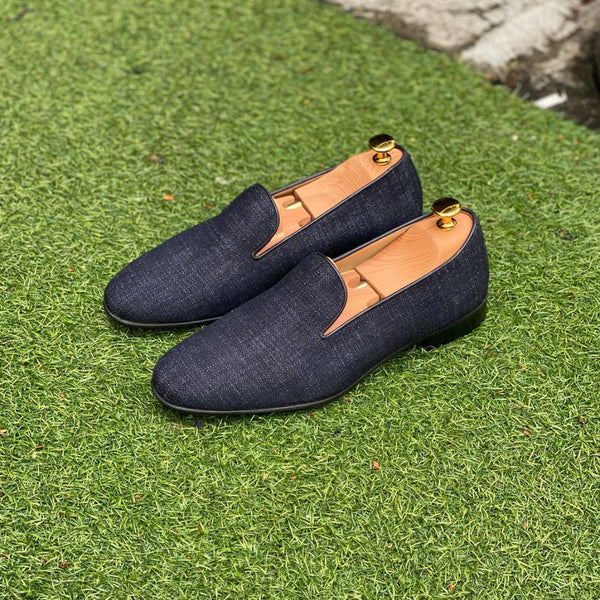 Collect Mills Denim Classic Loafer