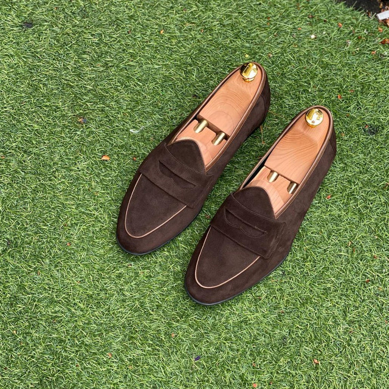 Penny Loafer Dark Brown