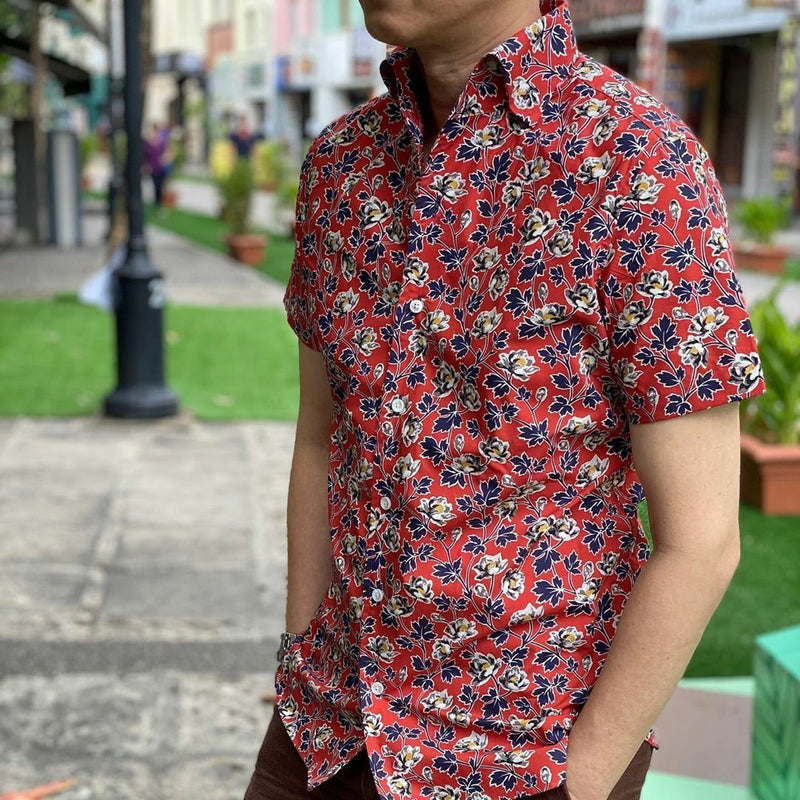 Liberty tailored shirt (short sleeves)