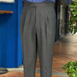 STANDEVEN EXPLORER ULTIMATE TRAVEL TAILORED BUSINESS TROUSERS (MADE TO ORDER)