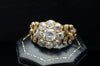 2.5CTW ANTIQUE OLD MINE CUT DIAMOND RING - SinCityFinds Jewelry