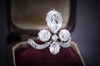 3.7CTW EDWARDIAN TIARA DIAMOND RING - SinCityFinds Jewelry
