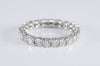 1.68CTW SHARED PRONG ETERNITY DIAMOND BAND SIZE 6.5
