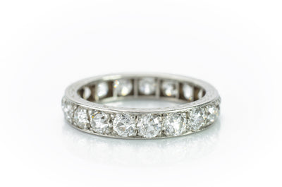 OLD CUT ETERNITY BAND