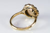ANTIQUE OLD MINE CUT AND ROSE CUT DIAMOND RING - SinCityFinds Jewelry