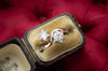 0.98CTW OLD EUROPEAN CUT STAR TOI ET MOI RING - SinCityFinds Jewelry
