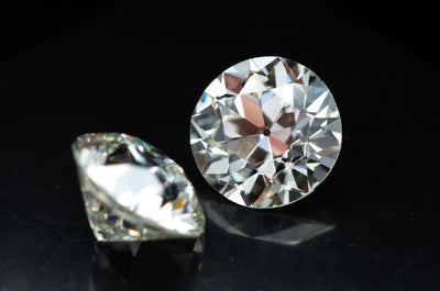2.96CTW MATCHED OEC PAIR GIA J VS2, SI1 - SinCityFinds Jewelry