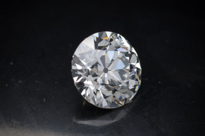 1.59CT K VVS2 GIA GRADED LOOSE OLD EUROPEAN CUT