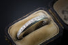VINTAGE PLATINUM ETERNITY BAND SIZE 7 - SinCityFinds Jewelry