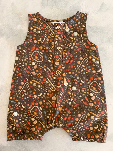 Willy Wonka Romper