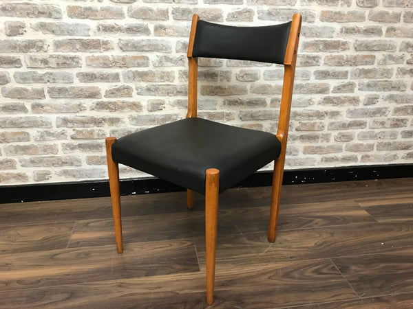 A Period Teak Dining Chair