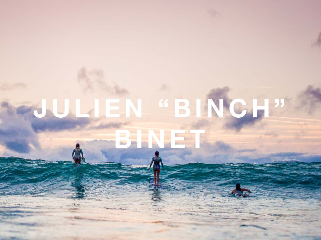 "JULIEN ""BINCH"" BINET"
