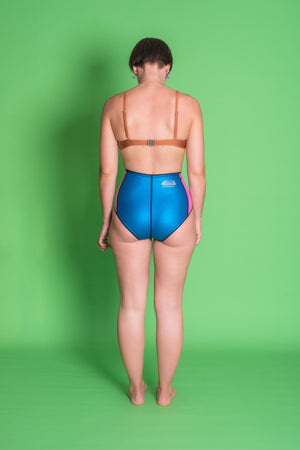Stardust Briefs - Electric Blue
