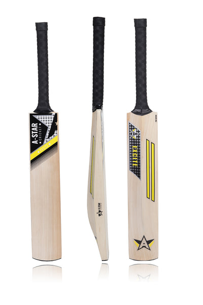 A-Star Excite Junior Cricket Bat: Star Edition