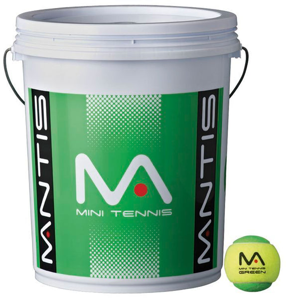 Tennis Balls - 72 Ball Bucket