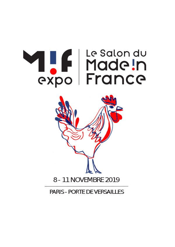 Retrouvez Made in Sens au salon Made in France du 8 au 11 Novembre à Paris.