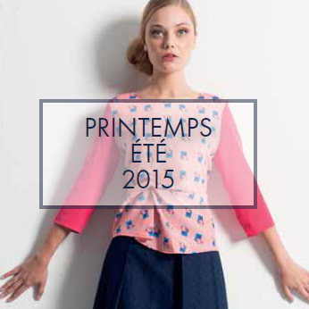 LOOKBOOK<br>PRINTEMPS-ÉTÉ 2015