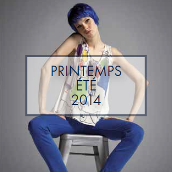 LOOKBOOK<br>PRINTEMPS-ÉTÉ 2014
