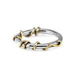 Bespoke tendril ring