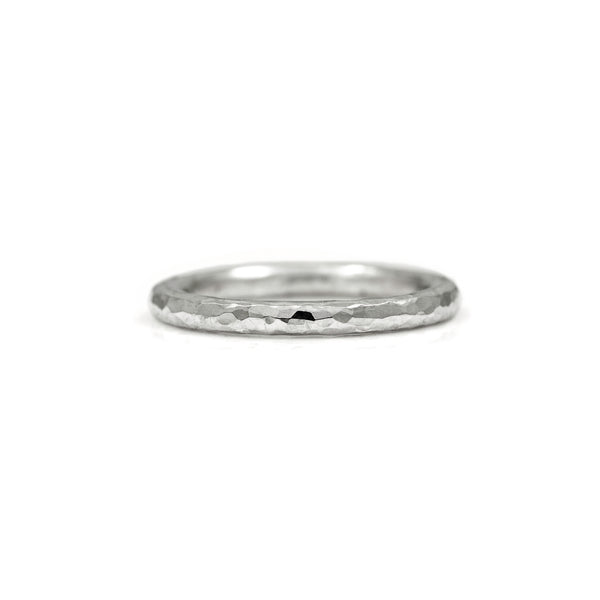 Round wedding ring