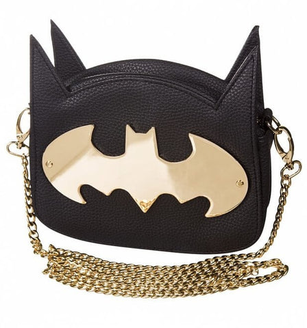 Batman 'GOTHAM GOLD' Cross Body Bag