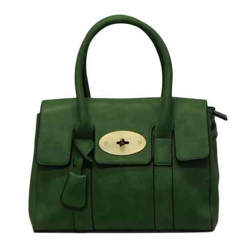 Green Mini Bayswater Style Bag