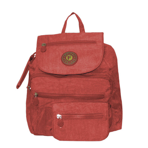 Coral Small City Backpack