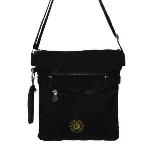 Black Medium Cross Body Bag