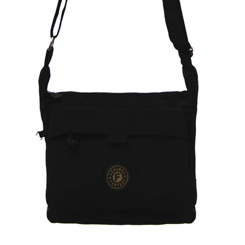 Black Small Deena Cross Body Bag