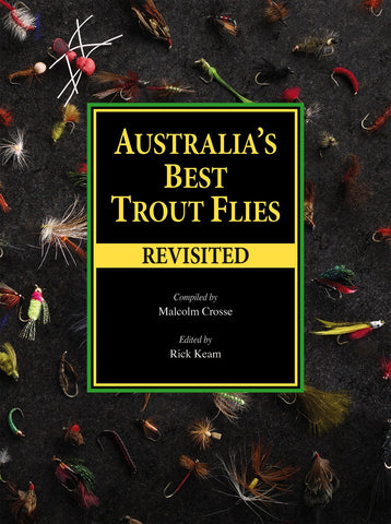 B. Numbered box set of Australia's Best Trout Flies and Australia's Best Trout Flies Revisited