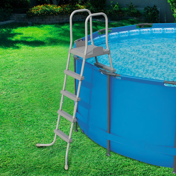 Bestway Above Ground Pool Ladder with Removable Steps 132CM