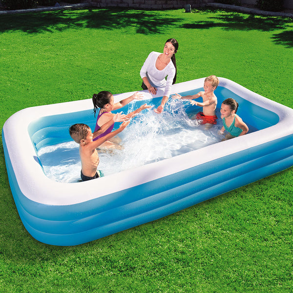 Bestway Inflatable Kids Above Ground Swimming Pool 09