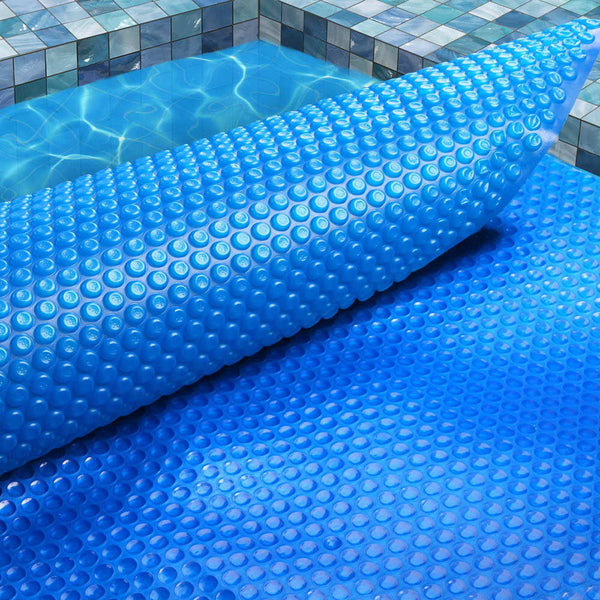 Aquabuddy Solar Swimming Pool Cover 9.5M x 5M M-BL