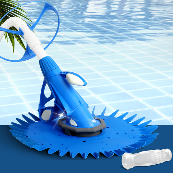 Aquabuddy 10m Swimming Pool Hose Cleaner ROUND