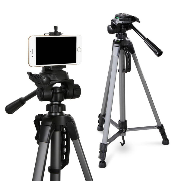 1.45M Professional Camera & Phone Tripod