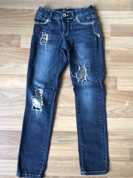 Jeans (Girls Size 8)
